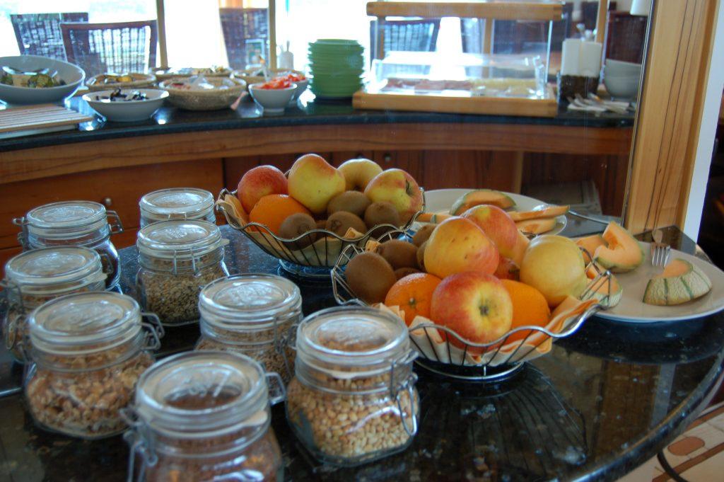 Übernachten und Frühstück im Gästehaus St. Michael